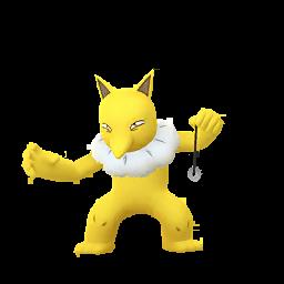 Hypno Pokemon GO