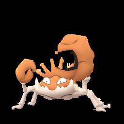 Kingler Pokemon GO